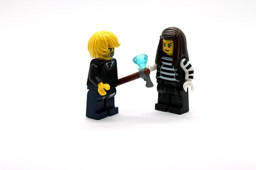Lego, Toy, Child, Building, Game, Children's Games