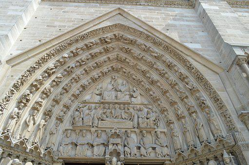 Cathedral, Notre-dame, France, Architecture, Monument