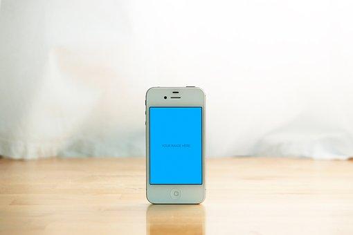 Iphone, Technology, Mockup
