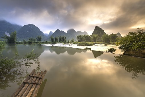 Outdoor, Outdoors, Plateau, Wave, Vietnam