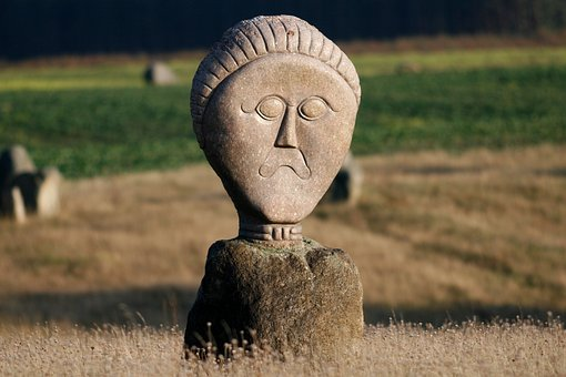Stone, Sculpture, Art, Statue, Stone Figures, Feldstein