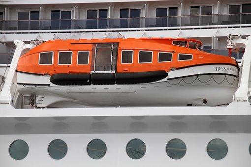 Tender, Transportation System, Boat, Cruise Ship