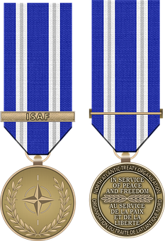 Gold, Decoration, Award, Medal, Trophy, Military
