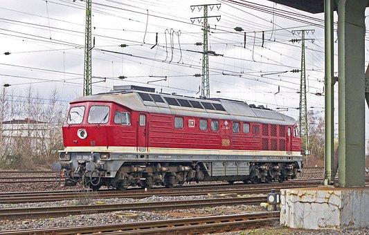 Diesel Locomotive, Großdiesellok, Diesel-electric