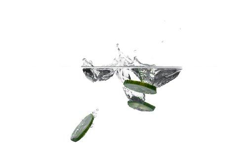 Cucumber, Vegetables, Eat, Food, Nutrition, Water