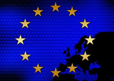 Europe, Flag, Star, Blue, European, Eu, Euro, Economy