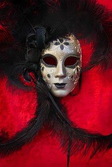 Costume, Mask, Festival, Dramaturgy, Halloween