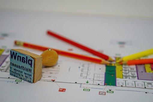 Weekend, Office, Stamp, Pens, Plan, Fire Plan, Planning