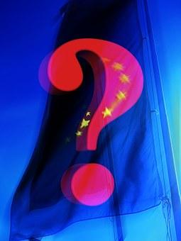 Europe, Flag, Star, Blue, European, Request, Matter