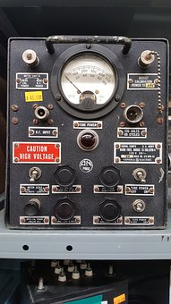 Radio, Knob, Control, Power, Equipment, Ham Gear
