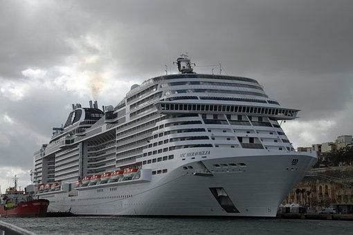 Ocean Cruise, Tourist, Travel, Tourism, Holiday, Ship