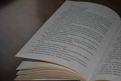 Book, Literature, Page, Book Bindings, Poetry, Library