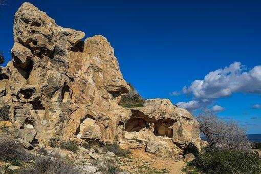 Nature, Rock, Travel, Sky, Landscape, Stone, Geology