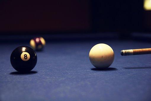 Snooker, Pool, No One, Gambling, Game, Entertainment