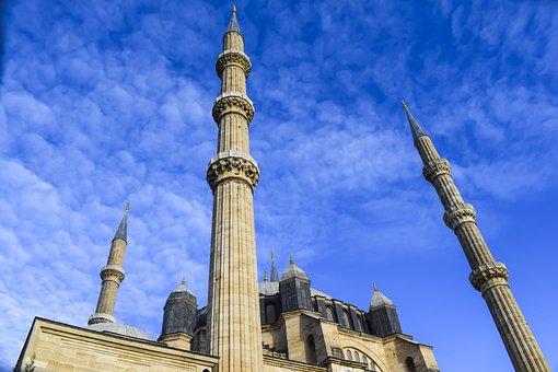 Selimiye Mosque, Architecture, Minaret, Travel