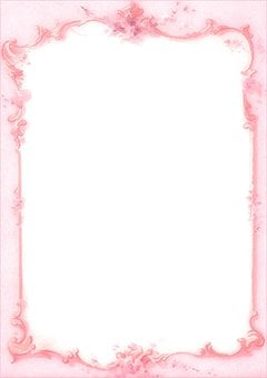 Background, Shabby Chic, Retro, Paper, Picture Frame