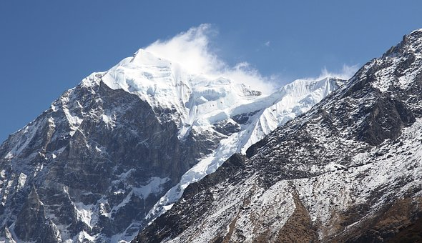 Mountain, Snow, Mountain Peak, Panoramic, Nature