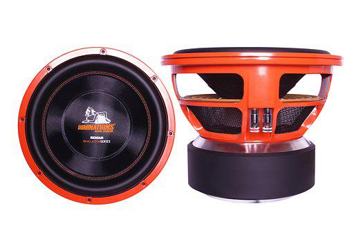 Speaker, Subwoofer, Monster Subwoofer, Bass