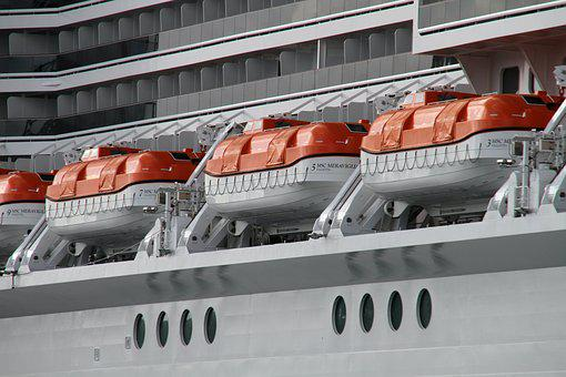 Tenders, Transportation System, Boats, Cruise Ship