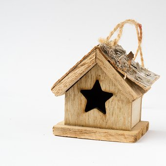House, Wood, Wooden, Birdhouse, Wooden House, Cottage