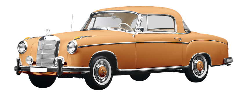 Isolated, Mercedes Benz, 220 S, Coupe, 6-cyl, 2195 Ccm