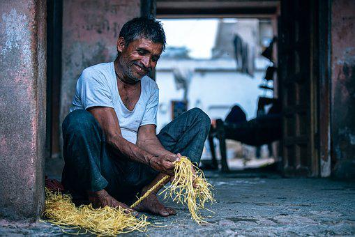 Adult, Agriculture, Asian, Bunch, Countryside, Day