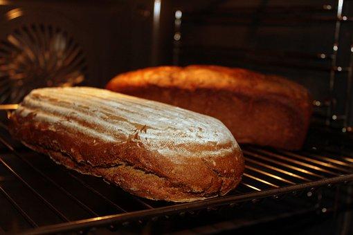 Bread, Bake, Crispy, Food, Baker, Bake Bread