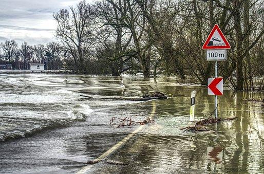 High Water, Flooded, Flood, Floods, Underwater, Risk