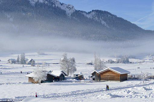 Snow, Winter, Cold, Frozen, Ice, Mountain, Frost