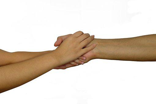 Hands, Family, Community, Contact, Affection