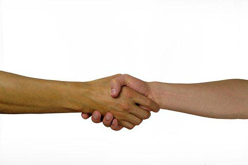 Hands, Welcome, Greeting, Hand, Contract, Agree, Unity