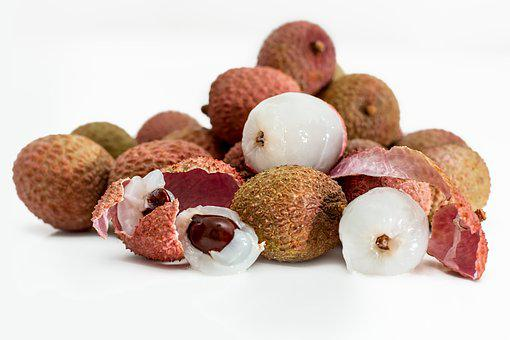 Lychee, Litchi, Tropical Fruit, Sweet, Juicy, Exotic