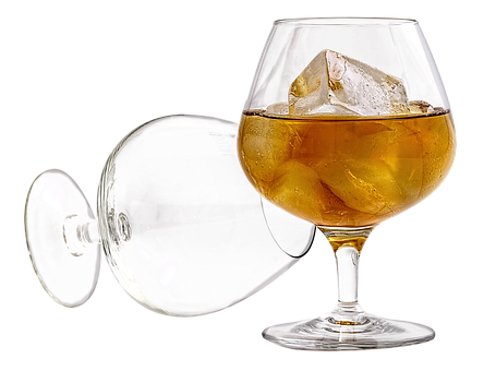 Glasses, Transparent, Isolated, Drink, Liquid, Glass