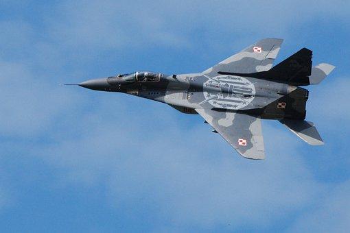 Airplane, Aircraft, Flight, Military, Jet, Air Show