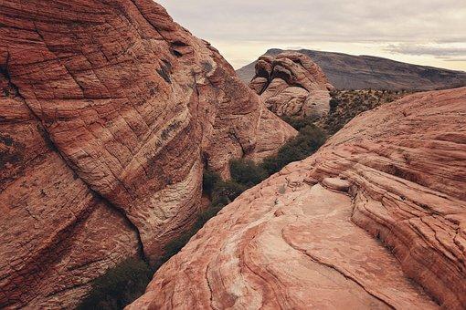 Red Rock Canyon, Las Vegas, Nevada, Desert, Nature