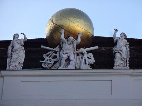 Sculpture, Travel, Sky, Museum, Outdoor, Architecture