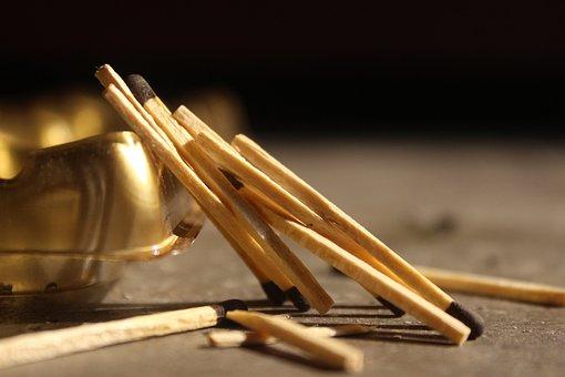 Matchsticks, Wood, Wooden Stick, Equipment