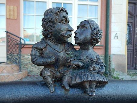 Sculpture, Statue, Art, Travel, Mini Sculpture, Ukraine