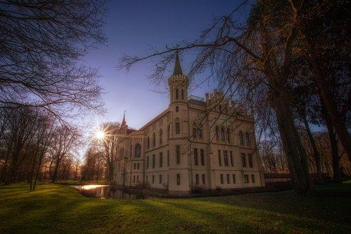Architecture, Travel, Building, Sky, Tourism, Dusk