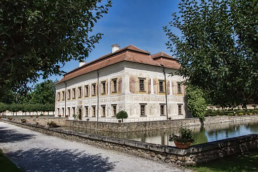 Lock Pastimes, Czech Republic, History, Lock