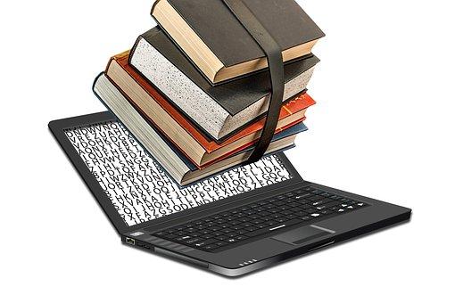 Digitization Of Library, Electronic, Digitizing Ebook