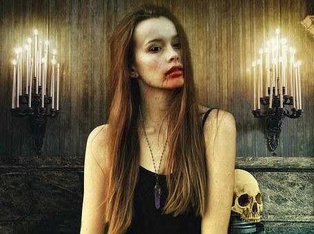 Gothic, Fantasy, Dark, Macabre, Vampire, Horror, Evil
