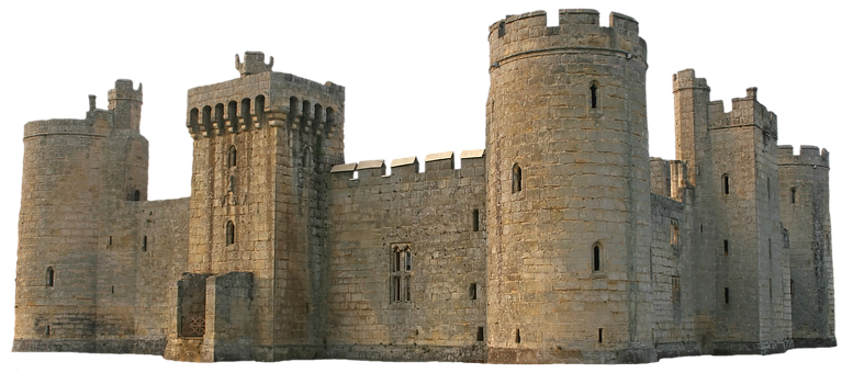Palace, Gothic, Architecture, Old, Tower, Fortress