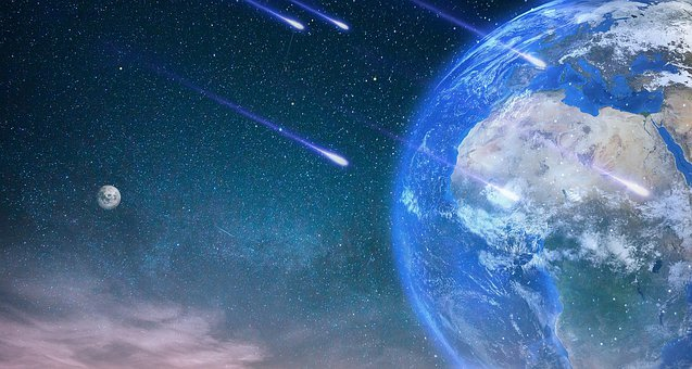 Astronomy, Planet, Outer Space, Galaxy, Moon, Satellite