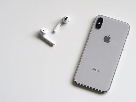 Technology, Iphone X, Iphone, Phone, Smart Phone, White
