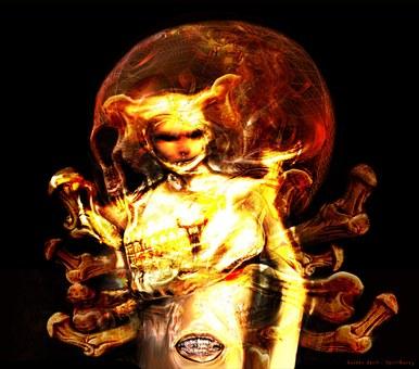 Woman, Man, Gold, Silver, Nero, Yellow, Red, Skeleton