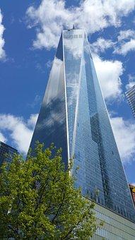 Sky, High, World Trade Center, One World Trade Center