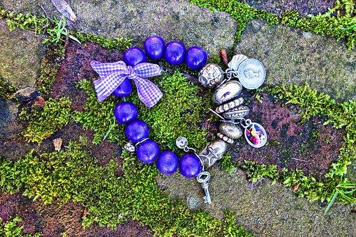 Bracelet, Charm Bracelet, Jewelry, Accessory