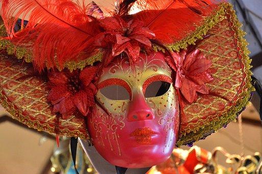 Mask, Carnival, Venice