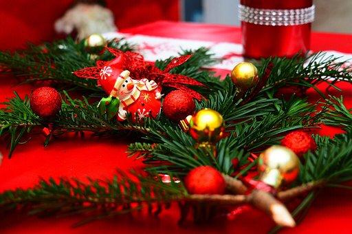 Christmas, Winter, Celebration, Ornament, Pine